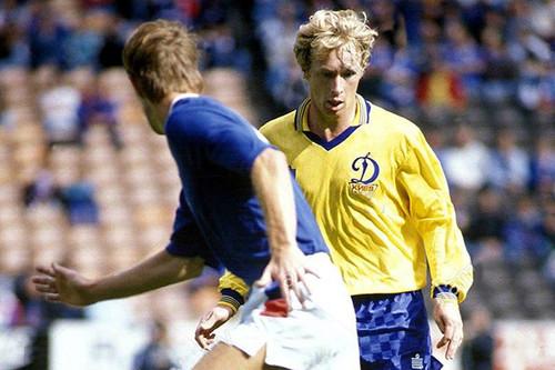 Михайличенко був одним із найкращих гравців Европи. А міг стати і великим