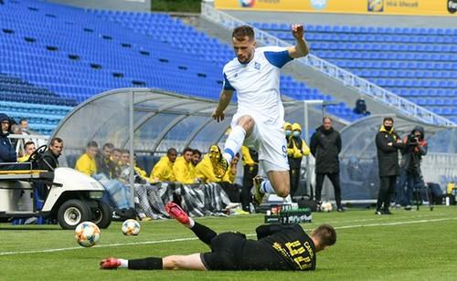 Динамо і Рух не зуміли відзначитися голами після повернення з карантину