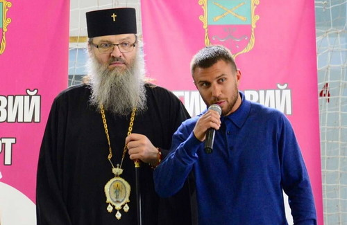 Ломаченко закликав залишити Лавру в управлінні Московським патріархатом