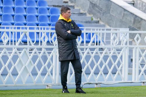 Юрій БАКАЛОВ: «Упевнений, не останній раз граємо з Динамо»