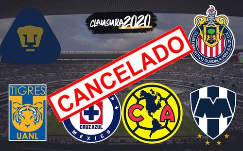 Переможця не буде. Чемпіонат Мексики завершено без догравання