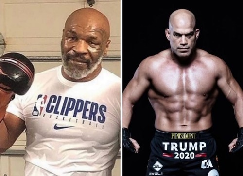 Легенда UFC викликав на бій Майка Тайсона