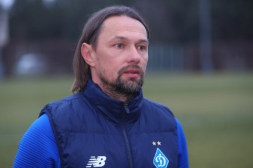 Старший тренер Динамо U-19: «Даша Билодид – пример для молодых спортсменов»