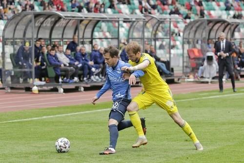 БАТЭ – Динамо-Брест – 1:0. Текстовая трансляция матча