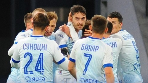 Вітебськ – Динамо Мінськ. Дивитися онлайн. LIVE трансляція