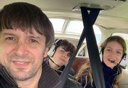 ВІДЕО. Шовковський політав на літаку