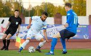 Витебск - Динамо Минск - 1:1. Видео голов и обзор матча