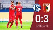 Шальке - Аугсбург - 0:3. Відео голів та огляд матчу
