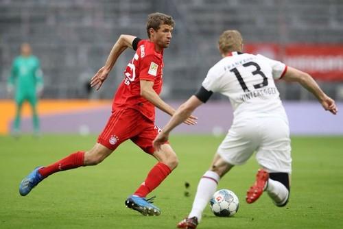 Бавария – Айнтрахт – 5:2. Видео голов и обзор матча