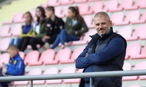 Александр ШЕВЧЕНКО: «На стадионах должны быть комфортные условия»