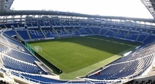 Стадион Черноморца сумели продать. У клуба могут быть проблемы