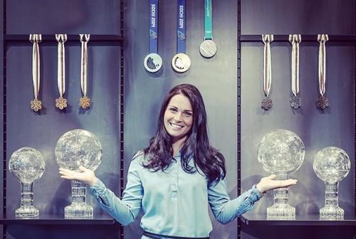 Легендарная горнолыжница Анна Файт завершила карьеру