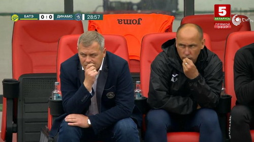 Тренер Динамо Брест: «Повреждение у Милевского существенное»