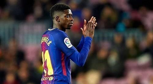 Барселона готова продати Дембеле за 42 млн євро
