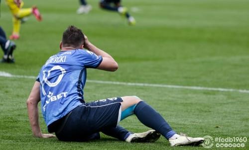 Артем МИЛЕВСКИЙ: «Тяжело проигрывать, но БАТЭ заслужил Кубок»