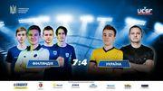 Сборная Украины уступила Финляндии в товарищеском матче в FIFA 20