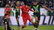 Де дивитися онлайн матч чемпіонату Німеччини Байер - Вольфсбург