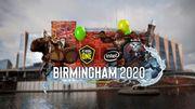 ESL One Birmingham 2020. Календарь и результаты турнира