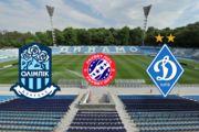 Динамо и Олимпик проведут контрольный матч 27 мая