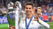 ФОТО. Два года назад Роналду сыграл в финале Лиги чемпионов в Киеве