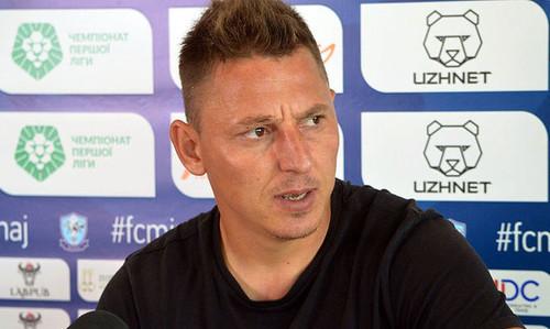 Василий КОБИН: «Хотим доигрывать сезон в том формате, в котором начинали»