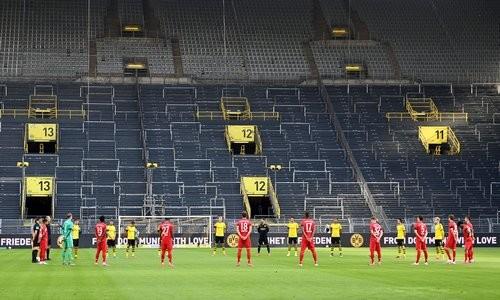 Боруссия Дортмунд – Бавария – 0:1. Текстовая трансляция матча