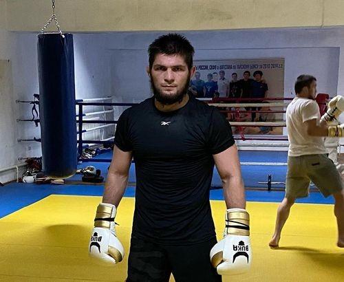 Хабіб Нурмагомедов відмовився робити тест на коронавірус