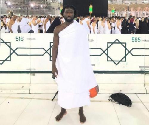 ФОТО. Это Рамадан. Бывший игрок Динамо появился в религиозной одежде