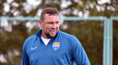 Олександр БАБИЧ: «Будемо набирати форму по ходу чемпіонату»
