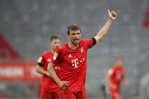 Мюллер - легенда. Для теперішньої Баварії немає більш важливого гравця