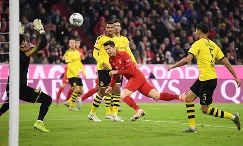 Де дивитися онлайн матч чемпіонату Німеччини Боруссія Д - Баварія