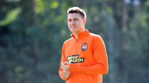 Матвиенко вернется к тренировкам через несколько дней