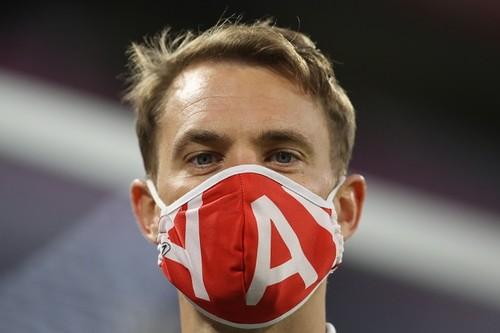 Нойер провів свій 400-й матч в Бундеслізі