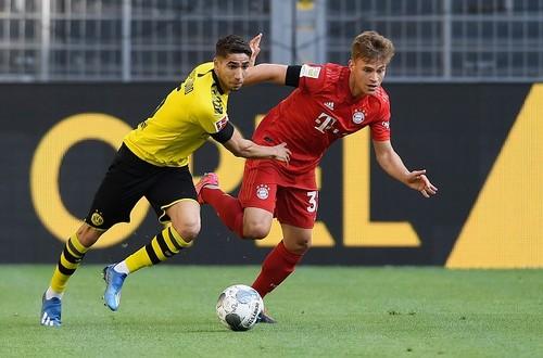 ВИДЕО. Ключевая победа Баварии над Боруссией Дортмунд. Обзор матча
