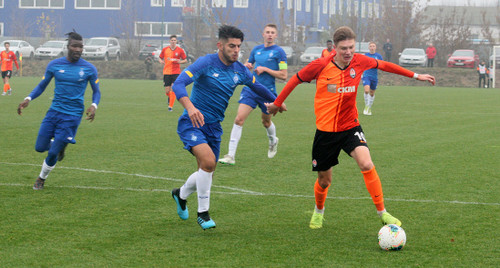 Чемпионаты U-19 и U-21: Динамо и Шахтер титулы не получат