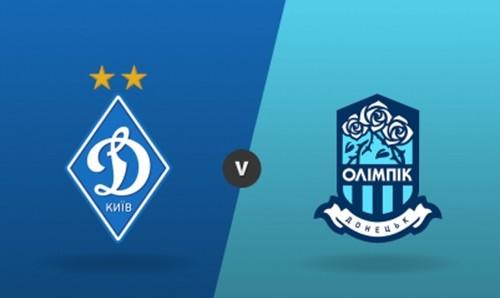 Динамо - Олимпик. Смотреть онлайн. LIVE трансляция