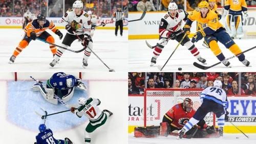 ОФИЦИАЛЬНО. Регулярный чемпионат НХЛ окончен. Сезон возобновится с плей-офф