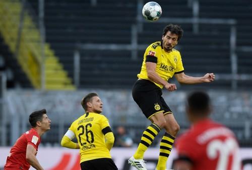 Боруссія Дортмунд вперше з 2015 року не забила і поступилася в домашній грі