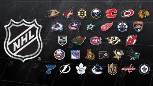 НХЛ определила пары плей-офф стартового раунда