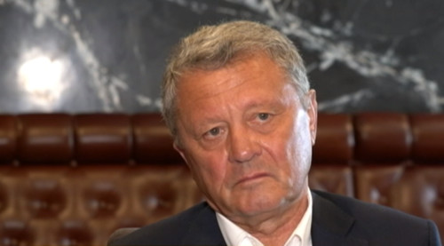 МАРКЕВИЧ: «После Наполи фаны сняли с меня куртку с фартовым медальоном»