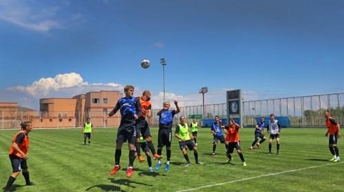 ВИДЕО. Черноморец провел тренировочный матч