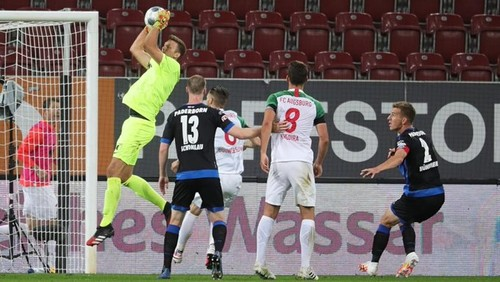 Аугсбург – Падерборн – 0:0. Обзор матча