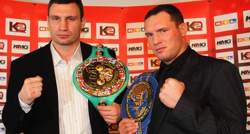 ВИДЕО. 10 лет назад Виталий Кличко нокаутировал польского Дракона