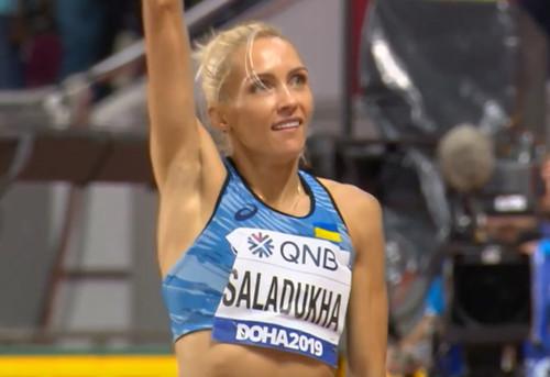 Ольга САЛАДУХА: «З моїм досвідом можу допомогти спорту»