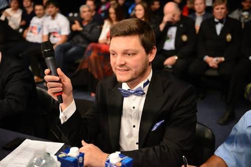 Сергей БРЫЛЬ: «Есть боксеры, которым нужно, чтобы я назвал все их заслуги»