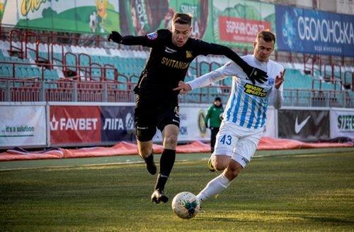 Где смотреть онлайн матч чемпионата Украины Колос – Десна