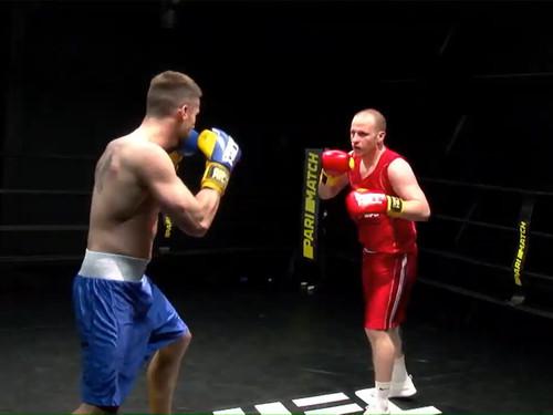 Попробовал свои силы. Алиев проиграл Вакулюку в своем дебютном бою