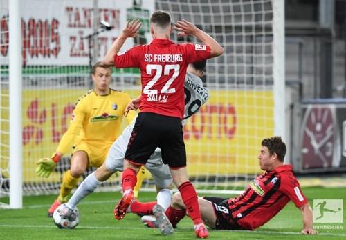 Фрайбург – Байер – 0:1. Видео гола и обзор матча