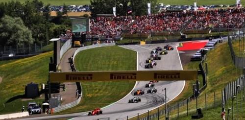 Зелене світло: Формула-1 отримала дозвіл почати сезон в Австрії