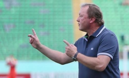 Владимир ШАРАН: «Играли с Зарей до первого забитого мяча»